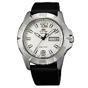 オリエント 時計 メンズ 腕時計 Orient Men's self-winding watch overseas model (white) SEM7L007W9