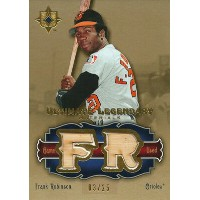 フランク・ロビンソン MLBカード Frank Robinson 2006 Ultimate Collection Legendary Materials 03/25