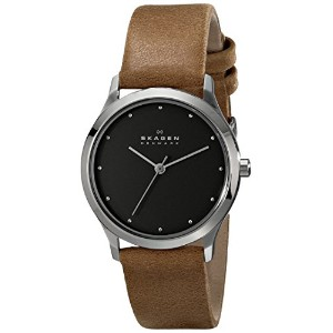 スカーゲン 腕時計 レディース 時計 Skagen Women's SKW2282 Jorn Analog Display Analog Quartz Brown Watch
