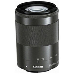 Canon EF−M55−200mm F4.5−6.3 IS STM EF‐M55‐200 IS STM(送料無料)