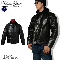 "Buzz Rickson's(バズリクソンズ) ""WILLIAM GIBSON COLLECTION"" TYPE N-1 HORSE HIDE BR80387"