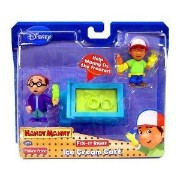 ディズニー・チャンネル おたすけマニー Fisher Price Disney Handy Manny Fit-it Right Ice Cream Cart Figure Pack