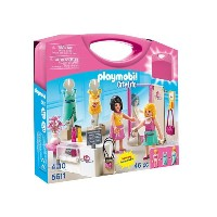 プレイモービル 5611 お店屋さん PLAYMOBIL Carrying Case Shop Playset