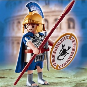プレイモービル Playmobil Roman Fighter