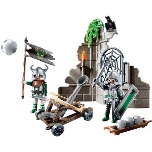 プレイモービル 5861 Playmobil Knights Ruin