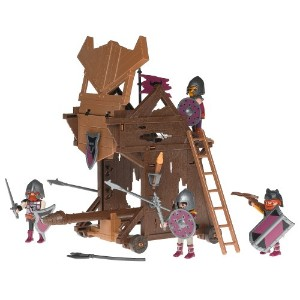 プレイモービル Playmobil Barbarian Attack Tower