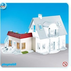 プレイモービル 7388 郊外ハウス Playmobil Corner Extension Suburban House