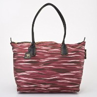 ROBERTA PIERI ロベルタピエリ バッグ Rope Large tote BOURDEAUX