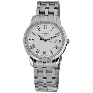 ティソ 腕時計 レディース 時計 Women Tissot T0334101101301 Classic Classic Dream Stainless Steel Case and Brace