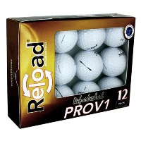 PG Professional Golf Reload Refurbished Pro V1 Golf Balls【ゴルフ ボール】