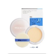 IPKN Essence 3 (CUBE) Two Way Cake Refill (SPF35,PA++) Korean Import no.23 natural beige