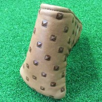 Kronos Golf Don't be a Square Putter Headcovers【ゴルフ アクセサリー>ヘッドカバー】