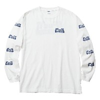 FUCT SKATE PARK L/S TEE 4701 (ファクト ロングスリーブ 袖プリ Tシャツ)