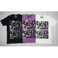 HYSTERIC GLAMOUR ヒステリックグラマー KISS/KISS1974 pt T-SH
