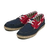 【VANS】 ヴァンズ DECK V3628CVS2 15SP NAVY/RED