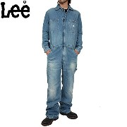 Lee リー AMERICAN RIDERS DUNGAREES ALL IN ONE LM4213-556 M [ウェア&シューズ]