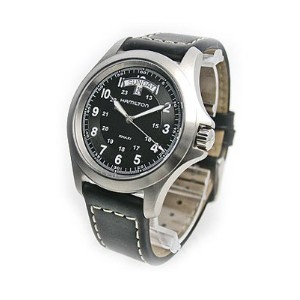 ハミルトン カーキ メンズ 腕時計 Hamilton Khaki Field King Quartz Men's Quartz Watch H64451733