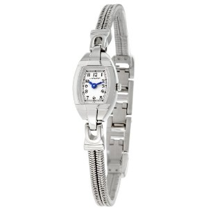 ハミルトン レディース 腕時計 Hamilton Women's H31111183 Stainless White Dial Watch