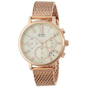 オリエント 時計 レディース 腕時計 ORIENT wrist watch HAPPY STREAM COLLECTION quartz watch WV0061TW Ladies