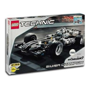 レゴ テクニック LEGO Technic Silver Champion 8458