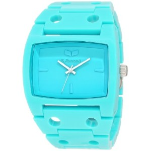 "ベスタル 時計 レディース 腕時計 Vestal Women's DESP030 ""Destroyer"" Plastic Seafoam Watch"