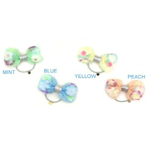 【fafa/フェフェ】Vera (Ponytail Holder)(MINT)