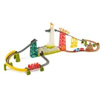 Fisher-Price Thomas The Train: Trackmaster Avalanche Escape Set フィッシャープライストーマス