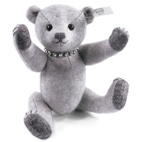 Steiff 035425 シュタイフ ぬいぐるみ テディベア Selection Seaside Grey Felt Teddy Bear Limited Edition of 2000