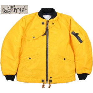"【SALE】20%OFF★MFSC(SEA HUNT)Mister Freedom×Sugar Cane/ミスターフリーダム×シュガーケーン HELO JACKET""SIGNAL""..."