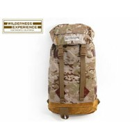 WILDERNESS EXPERIENCE/ウィルダネスエクスペリエンス 【納期未定】Kletter Small with Leather Camo/クレッタースモールウィズレザーカモ ...