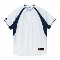 【DESCENTE】デサント DB103M-SWNV セカンダリーシャツ コンビネーション [野球・ソフトボール][Tシャツ]年度:14FW【RCP】