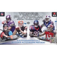 ■セール■NFL 2014 TOPPS PLATINUM FOOTBALL BOX(送料無料)