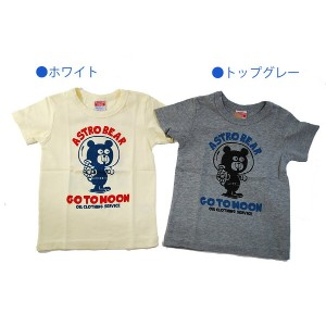 SALE【OIL オイル】ジュニア レディース オイル ベアー OIL Tシャツオイル OIL CLOTHING SERVICE 子供服【コンビニ受取対応商品】