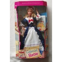 Special Edition Colonial Barbie Doll