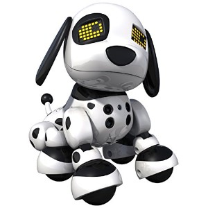 Zoomer ズーマー Zuppies パーティー子犬ロキシーロボット Roxy