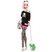 Barbie バービー Collector - Tokidoki Barbie バービー Doll - Gold Label 人形 ドール