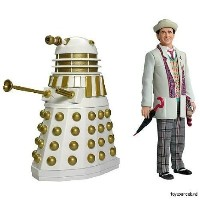 Doctor Who (ドクター・フー) - The Seventh Doctor with Imperial Dalek フィギュア Set of 2