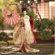 Barbie バービー - Maiko - Gold Label Edition 人形 ドール