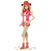 Barbie バービー I Can Be... Paleontologist Doll 人形 ドール