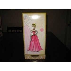 Disney ディズニー Princess Designer Collection Aurora Sleeping Beauty Doll ドール