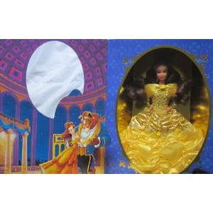 The Signature Collection: Disney's Beauty And the Beast Barbie バービー as Belle Doll 人形 ドール