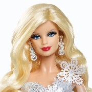 Game/Play Barbie(バービー) Collector 2013 Holiday Doll Kid/Child ドール 人形 フィギュア