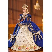 Faberge Imperial Elegance Limited Edition Porcelain Barbie バービー Doll 人形 ドール