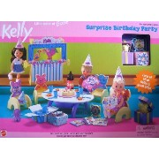 Barbie バービー Kelly Surprise Birthday Party Playset (1999) 人形 ドール