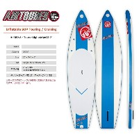 "インフレータブル SUP RRD Air Tourer Lightstripe12'0""x34 Inflatable SUP Touring / Cruising SUPインフレータブル SUP..."