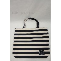 【MARC BY MARC JACOBS】ASSORTED LARGE TOTE(マークジェイコブス トートバッグ ボーダー)