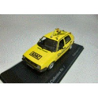 1/43 VW ゴルフ 2ADAC Collection No.1【MINICHMPS/ミニチャンプス】【400054191】【4012138088023】