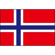 105cm 小サイズ・アクリル・国旗 ノルウェー王国(Kingdom of Norway 諾威)・National flag【応援グッズ】
