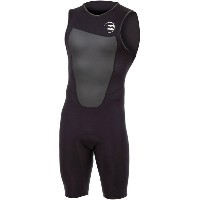 NEW【Billabong】【ビラボン】Billabong Foil 2mm SLEEVELESS Flatlocked Spring Wetsuit in Black Mサイズ【YDKG-ms】