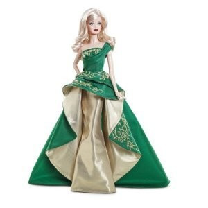 Barbie バービー Collector 2011 Holiday Doll ドール